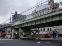 天竜@浅草橋・20160908・駅前
