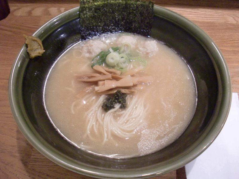 ぬかじ@渋谷・20161023・牡蠣鯛出汁