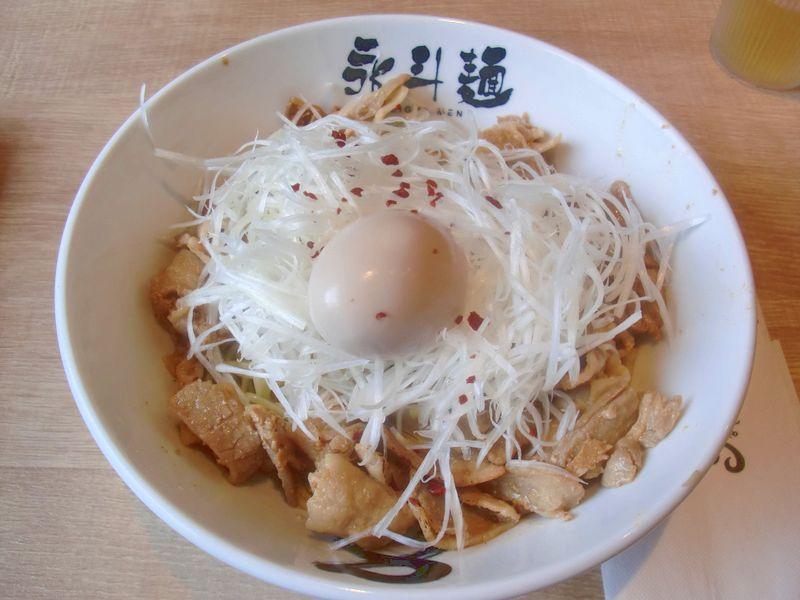 永斗麺@渋谷・20161030・あぶら麺