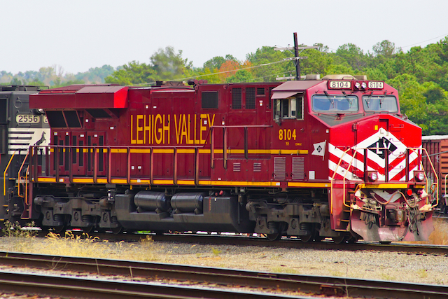 Oct2616 NS8104 Lehigh Valley1