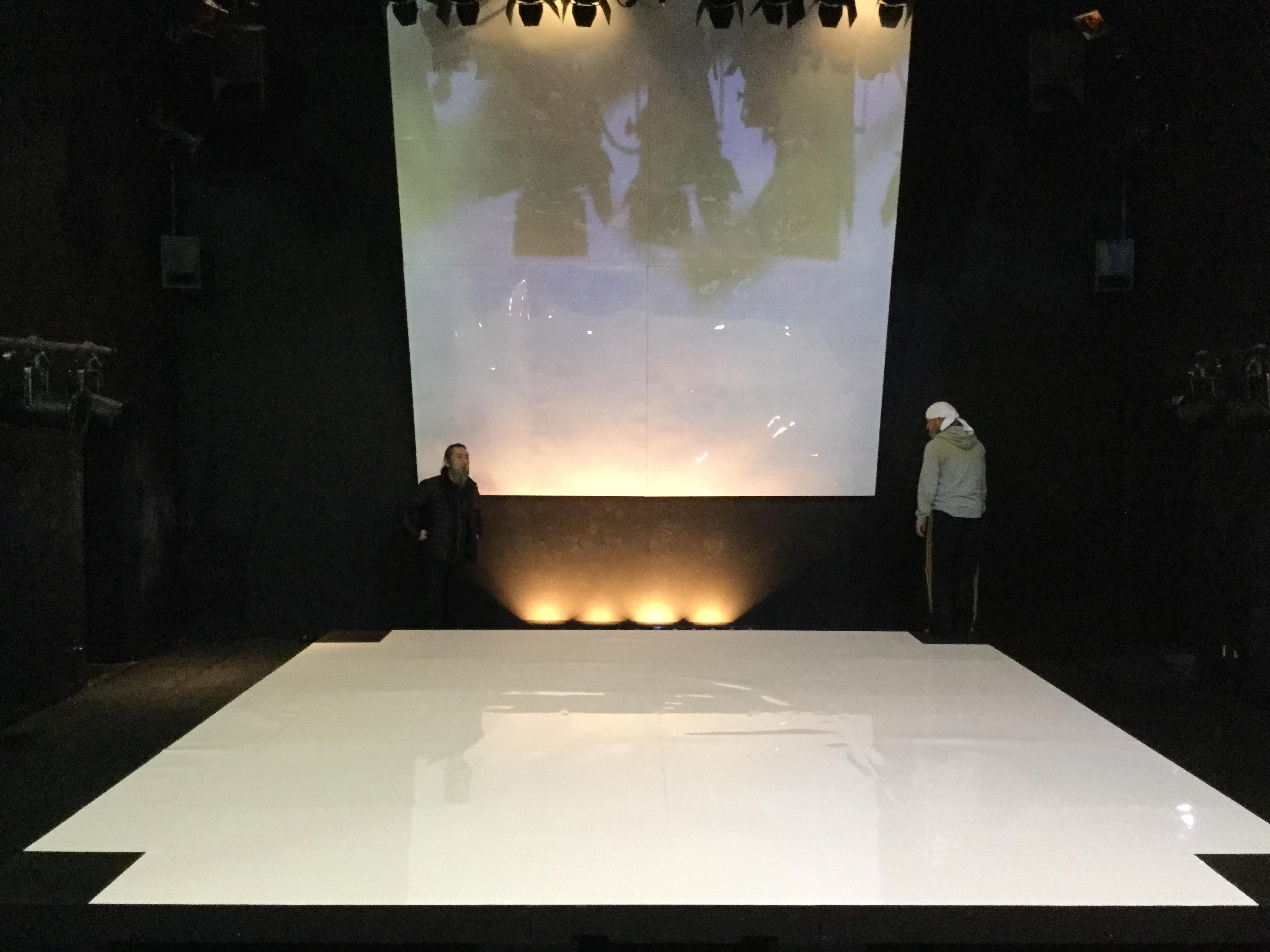 ありとほし 舞台