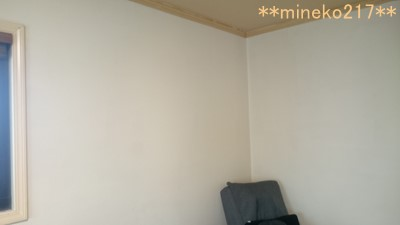 壁の塗替え3