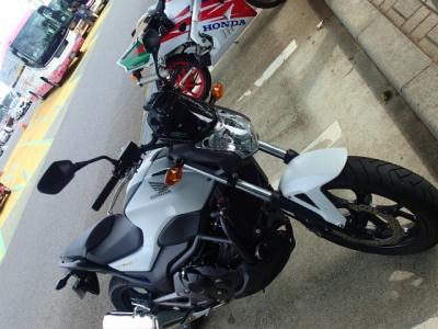 HONDA:NC750S