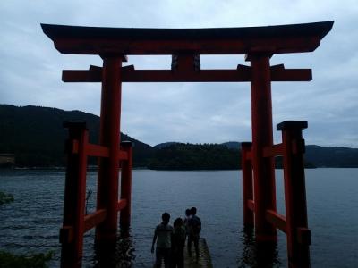 厳島神社???