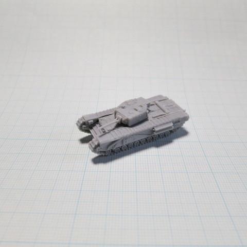 チャーチル Mk4 NA