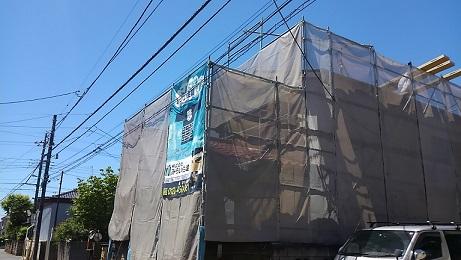みらい住建 リフォーム 屋根葺き替え 源さん12号