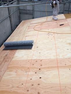 みらい住建 リフォーム 屋根葺き替え⑨
