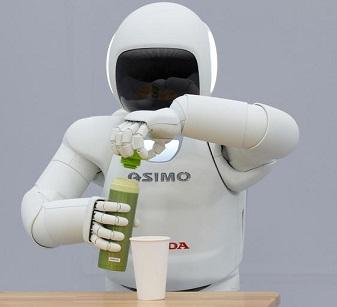 みらい住建 blog ASIMO①