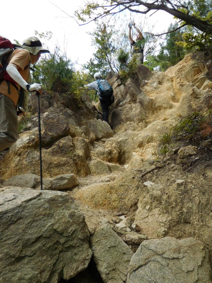 160423岩登り (2)