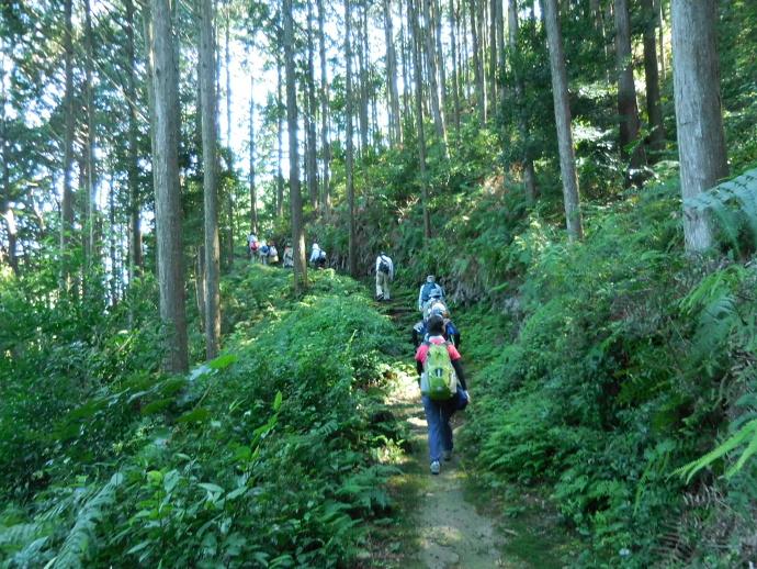 150912 古道歩き (1)