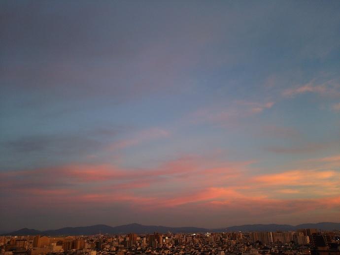 160810夕焼け (1)