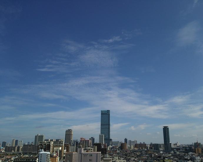 160910秋晴れ