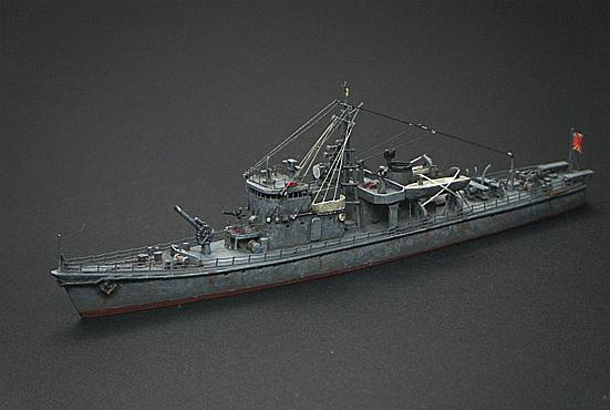模型工作隊 Model corps