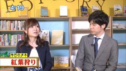 161108朝ダネ 紺野あさ美 (3)