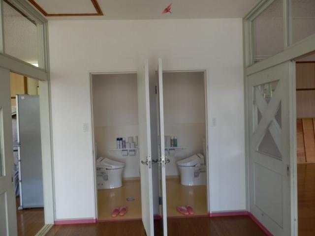 トイレ改修後1