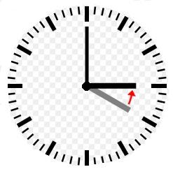 フィンランド 冬時間 時計