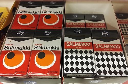 フィンランド サルミアッキ Fazer Salmiakki