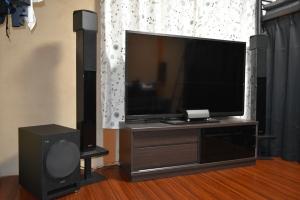 新しい部屋テレビ周り1