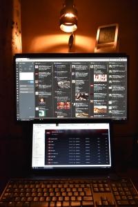 新しい部屋パソコンルーム1