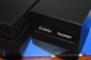 PSVR接続ハブ表