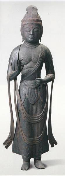 福井の仏像 観世音菩薩2