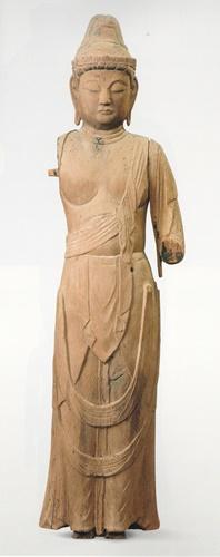 福井の仏像 観世音菩薩像3