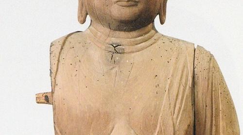 福井の仏像 観世音菩薩像6