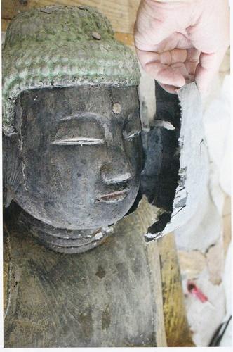 福井の仏像 釈迦如来3