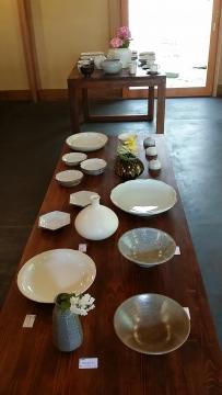 蔵 センターテーブル