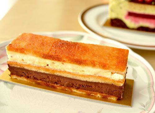【ケーキ】ブロンディール「サンマルク」 (1)