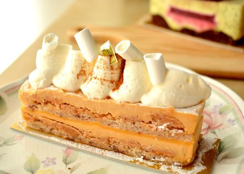 【ケーキ】ブロンディール「ノスタルジ」 (2)