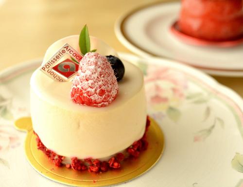 【ケーキ】アルカション「ニコ」 (2)