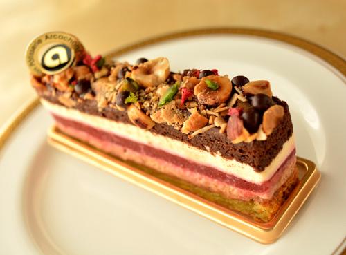【ケーキ】アルカション「プールカー」