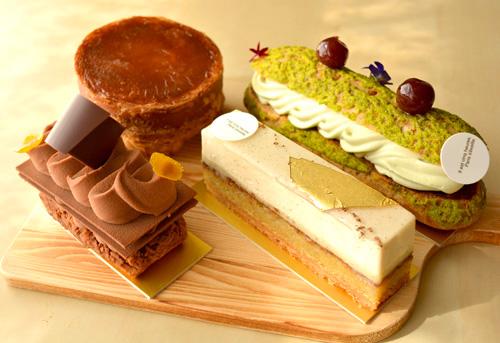 【ケーキ】パリセヴェイユ_160703 (2)