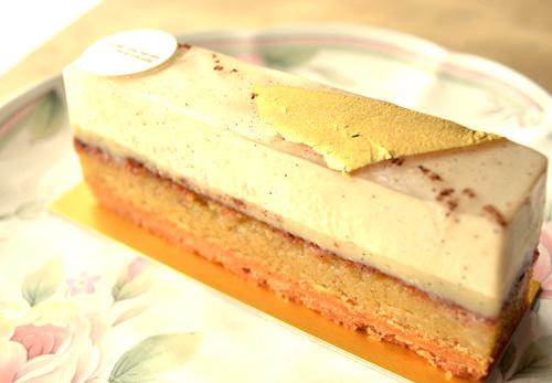 【ケーキ】パリセヴェイユ「ガトーバニーユ」 (1)