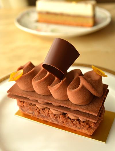 【ケーキ】パリセヴェイユ「ムッシュアルノー」