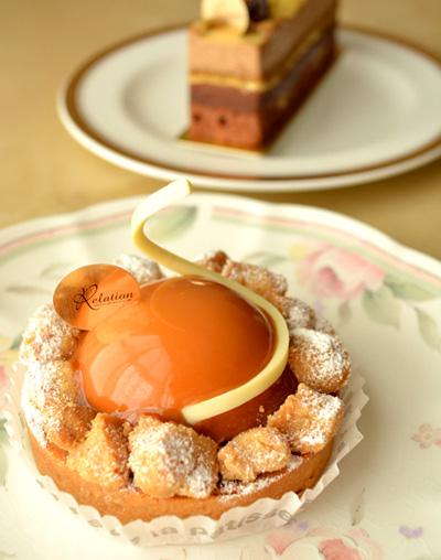 【ケーキ】ルラシオン「エクスクレール」