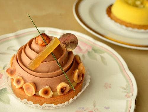 【ケーキ】ルラシオン「タルトシトロンノワゼット」