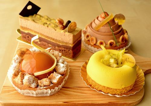 【ケーキ】ルラシオン_160712 (1)