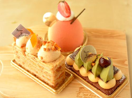 【ケーキ】メゾプチ_160716 (2)