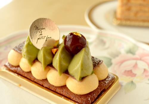 【ケーキ】メゾプチ「タイタニック」 (3)