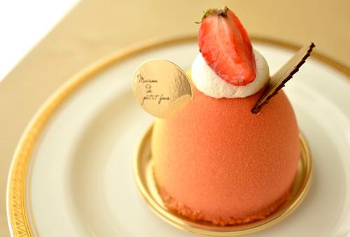 【ケーキ】メゾプチ「ベルファム」