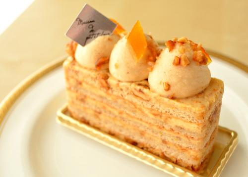 【ケーキ】メゾプチ「ボー・タン」 (2)