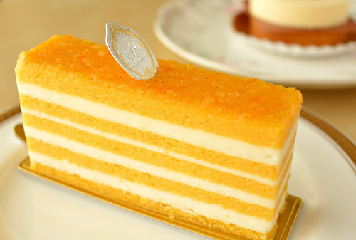 【ケーキ】エーグルドゥース「トランシュ・アロランジュ」
