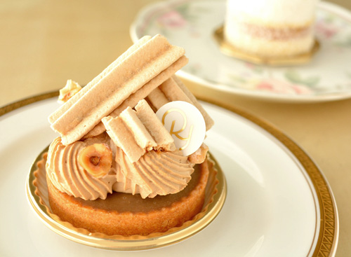 【ケーキ】リョウラ「タルトカフェ」 (1)