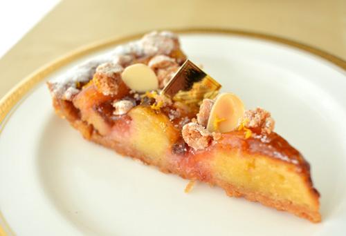 【ケーキ】レザネフォール「タルトオプリュノー」 (1)