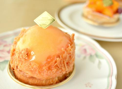 【ケーキ】レザネフォール「ペッシュミニョン」 (1)
