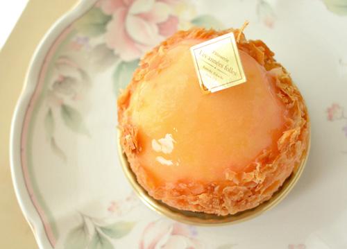 【ケーキ】レザネフォール「ペッシュミニョン」 (3)