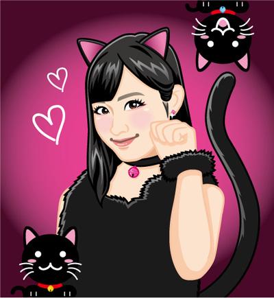 0901_リップ黒猫2