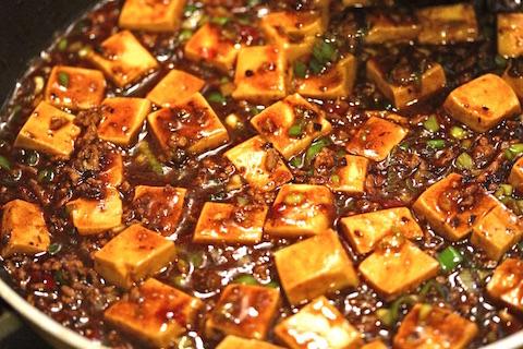 陳建一風麻婆豆腐
